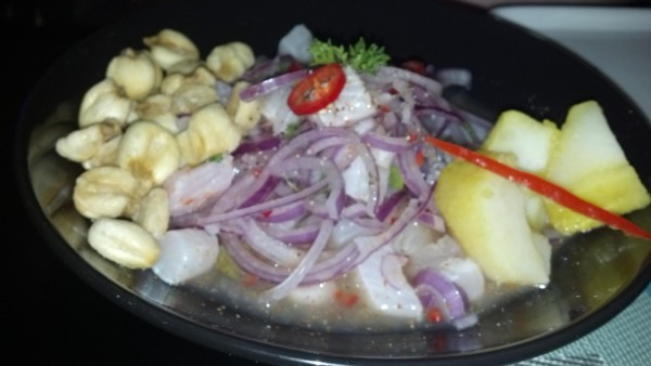 Ceviche Crioulo