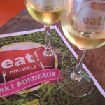 Como foi o evento eat! BRUSSELS drink! BORDEAUX
