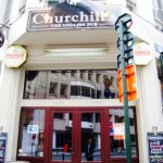 Churchill's, The English Pub em Bruxelas