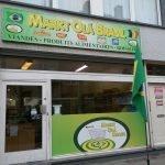 Markt Olá Brasil, mercado de produtos brasileiros em Bruxelas