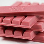 KitKat de chocolate Ruby