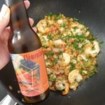 Cooking with Beer: Paella com cerveja Wit Clémentine