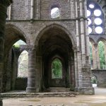 Para ver na Bélgica: Abadia de Villers-la-Ville