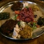 Toukoul, restaurante etíope em Bruxelas