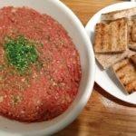 Receita de Steak Tartar estilo polonês