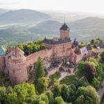 Blogmas 18 – Castelo de Haut-Koenigsbourg na França