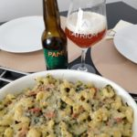 Cooking with Beer: Mac 'n' Cheese com Pale Ale PAM!